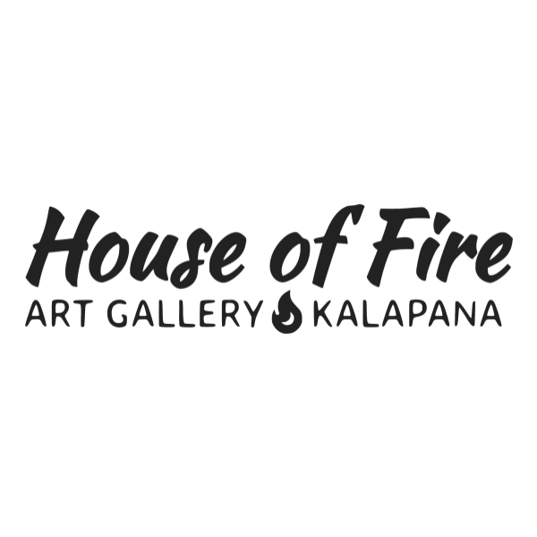 House of Fire Art Gallery Logo Image