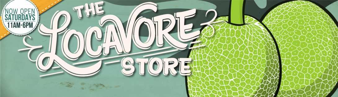 Banner Ad for The Locavore Store